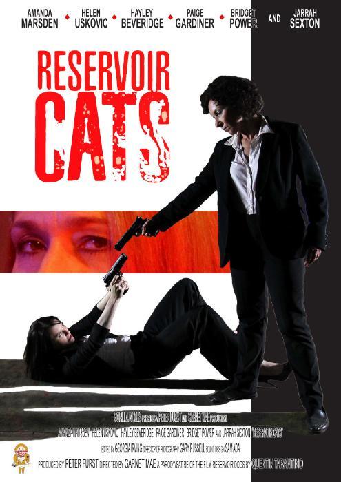 فیلم سینمایی Reservoir Cats به کارگردانی