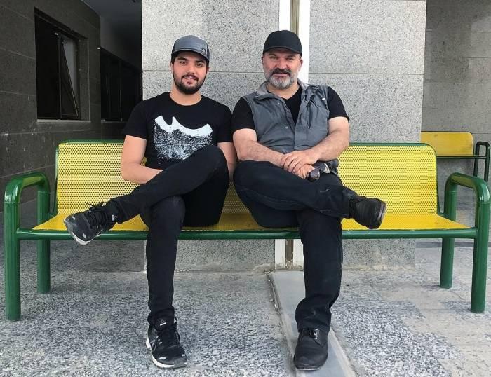 سریال شبکه نمایش خانگی آقازاده با حضور مهدی سلطانی و سینا مهراد