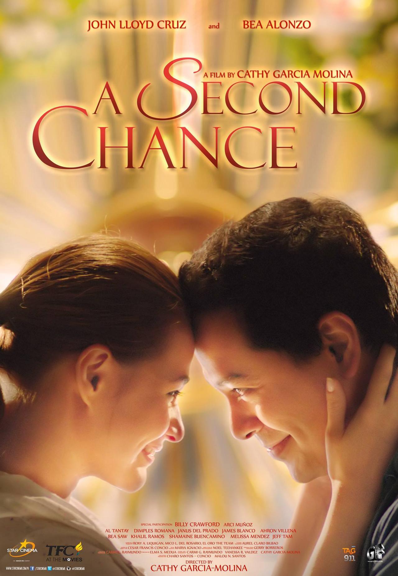 فیلم سینمایی A Second Chance با حضور John Lloyd Cruz و Bea Alonzo