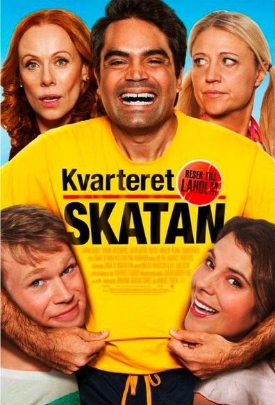 فیلم سینمایی Kvarteret Skatan reser till Laholm به کارگردانی Mikael Syrén
