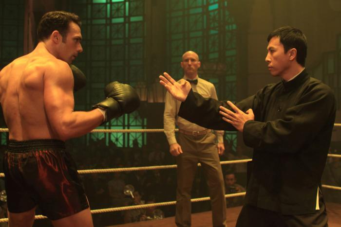 فیلم سینمایی ایپ من 2 با حضور Donnie Yen و Darren Shahlavi