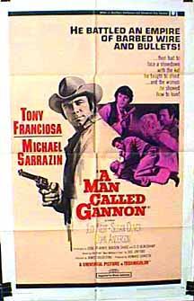 فیلم سینمایی A Man Called Gannon به کارگردانی