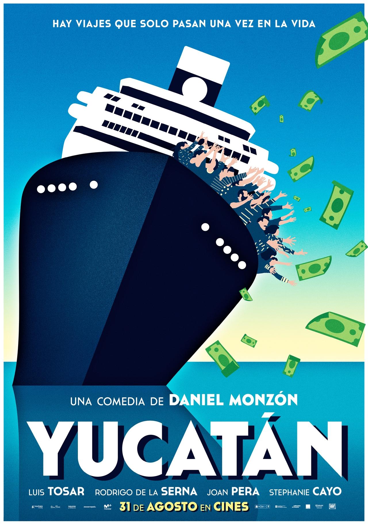 فیلم سینمایی Yucatán به کارگردانی Daniel Monzón