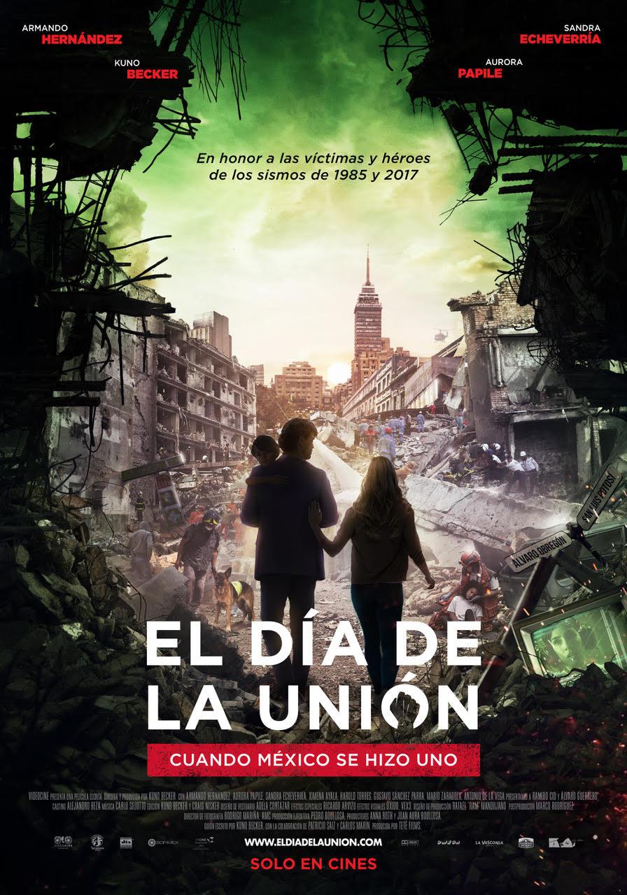فیلم سینمایی El Día del Temblor به کارگردانی Kuno Becker