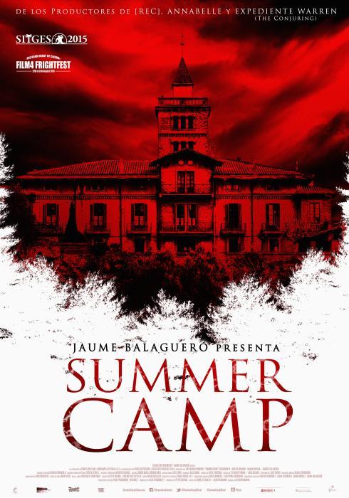 فیلم سینمایی Summer Camp به کارگردانی Alberto Marini