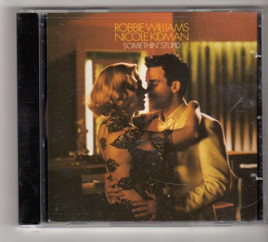 فیلم سینمایی Robbie Williams Feat. Nicole Kidman: Somethin' Stupid به کارگردانی Vaughan Arnell