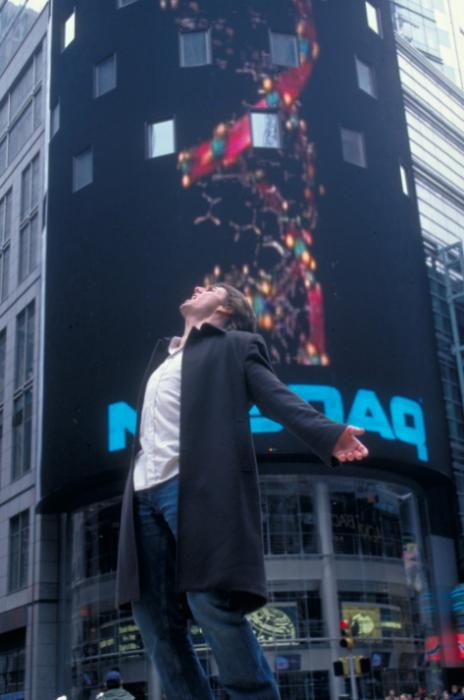 فیلم سینمایی آسمان وانیلی با حضور تام کروز