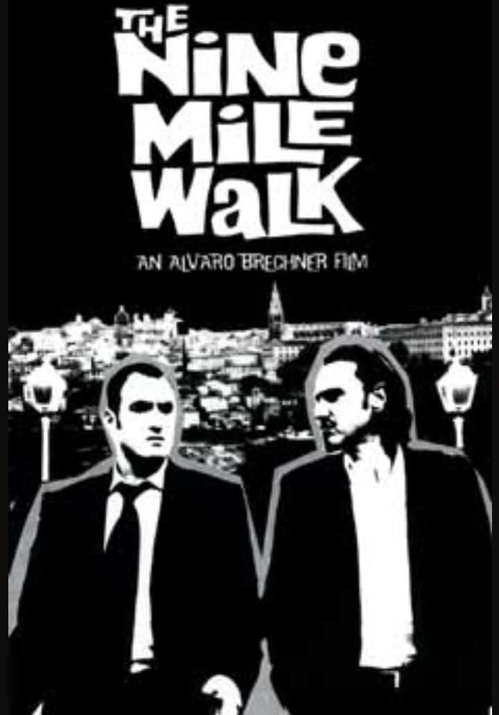 فیلم سینمایی The Nine Mile Walk به کارگردانی Álvaro Brechner