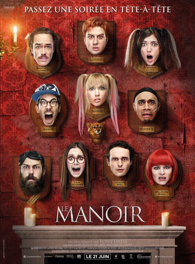 فیلم سینمایی The Mansion به کارگردانی Tony T. Datis