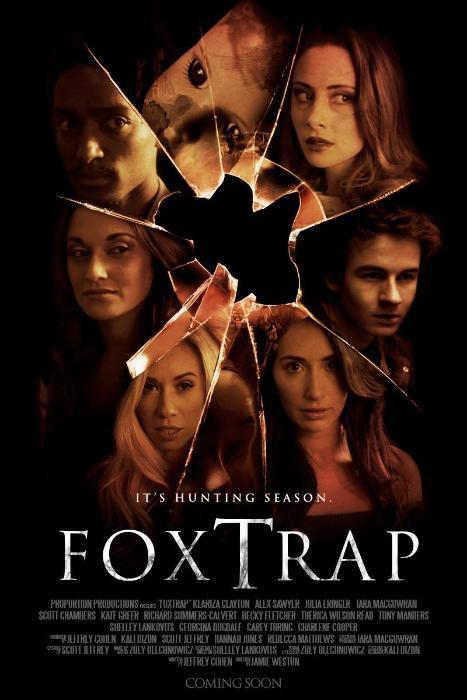 فیلم سینمایی Fox Trap با حضور Scott Chambers، Alex Sawyer، Becky Fletcher، Kate Greer، Julia Eringer و Klariza Clayton
