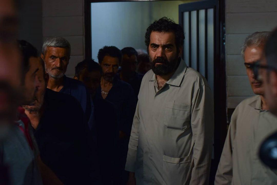 بابک نوری در صحنه سریال تلویزیونی سرگذشت