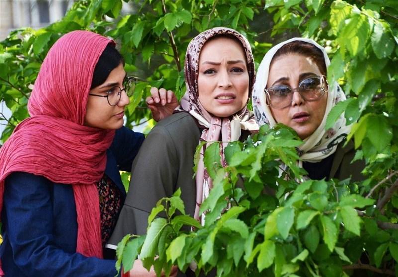 فیلم سینمایی برمودا به کارگردانی رهبر قنبری