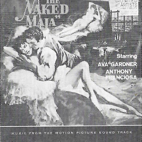 فیلم سینمایی The Naked Maja با حضور Ava Gardner و Anthony Franciosa