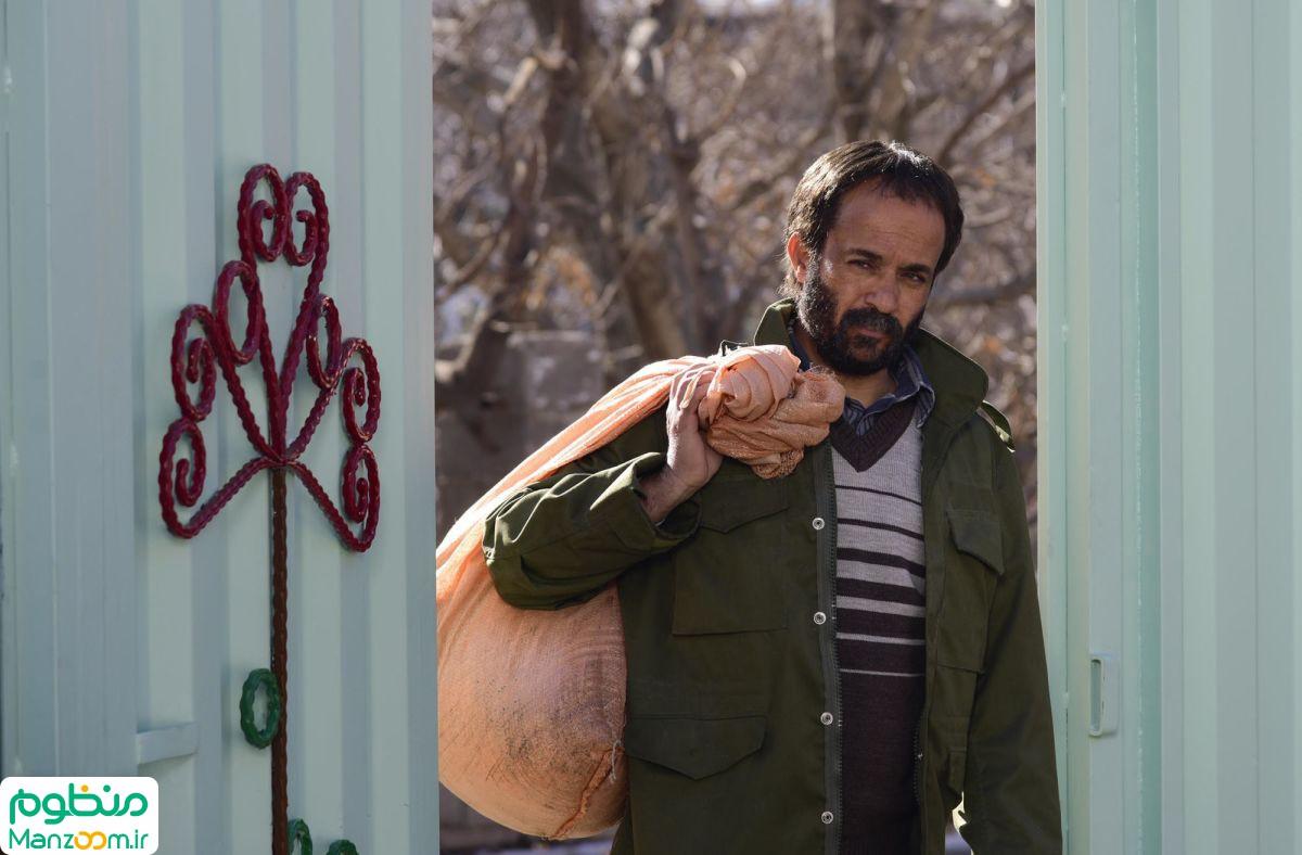 فیلم سینمایی خجالت نکش با حضور احمد مهرانفر