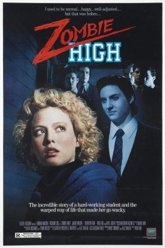 فیلم سینمایی Zombie High به کارگردانی