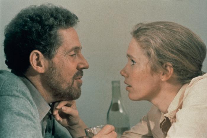 فیلم سینمایی صحنه هایی از یک ازدواج با حضور ارلاند یوسفسن و لیو اولمان