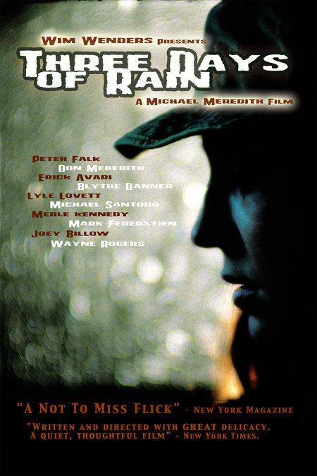 فیلم سینمایی Three Days of Rain به کارگردانی Michael Meredith