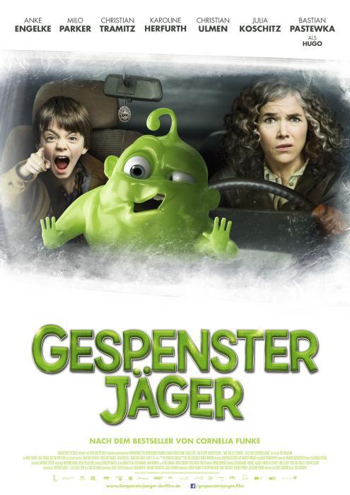 فیلم سینمایی Ghosthunters on Icy Trails با حضور Anke Engelke و میلو پارکر