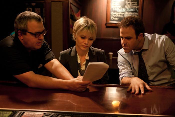 فیلم سینمایی Return to Zero با حضور پل آدلستین، Sean Hanish و Sarah Jones
