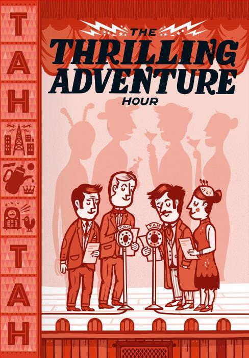 فیلم سینمایی Thrilling Adventure Hour Live به کارگردانی