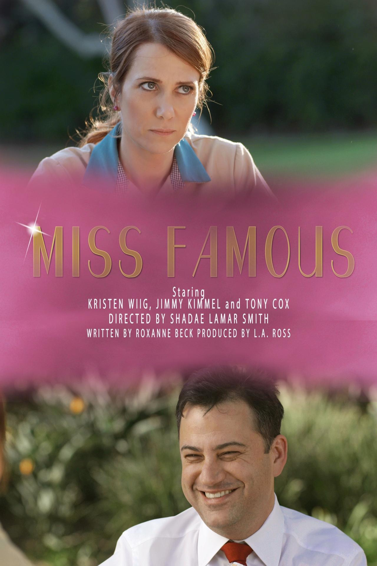 فیلم سینمایی Miss Famous به کارگردانی Shadae Lamar Smith