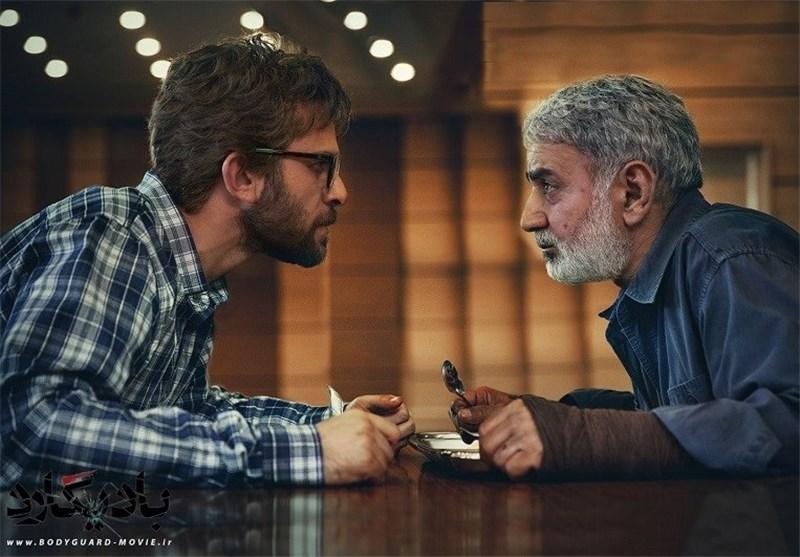 فیلم سینمایی بادیگارد با حضور پرویز پرستویی و بابک حمیدیان