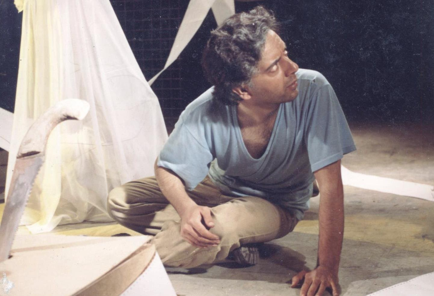 تئاتر تلویزیونی دریا دریا ستاره به کارگردانی مسعود مهرگان