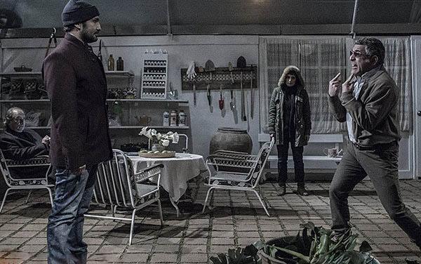 فیلم سینمایی نگار با حضور محمدرضا فروتن، مانی حقیقی و نگار جواهریان