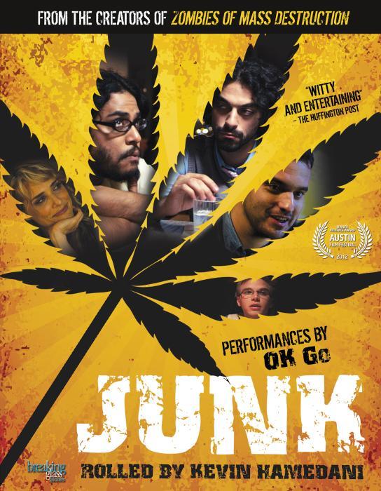 فیلم سینمایی Junk با حضور Brett Davern، Kevin Hamedani و Ramon Isao