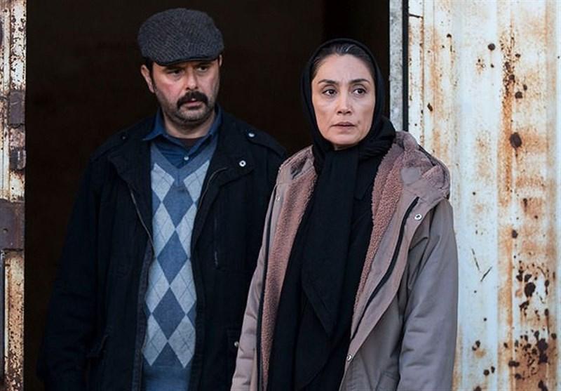 فیلم سینمایی روزهای نارنجی با حضور علی مصفا و هدیه تهرانی