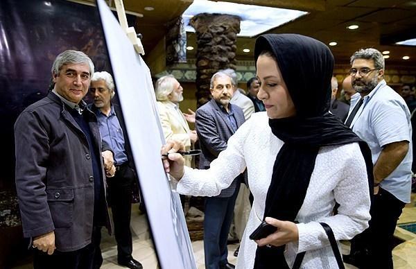 نشست خبری فیلم سینمایی بادیگارد با حضور ابراهیم حاتمیکیا و مریلا زارعی