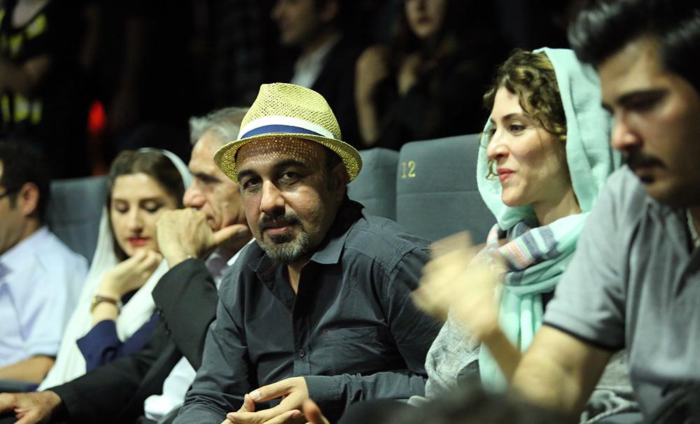 اکران افتتاحیه فیلم سینمایی نهنگ عنبر 2: سلکشن رویا با حضور رضا عطاران و ویشکا آسایش
