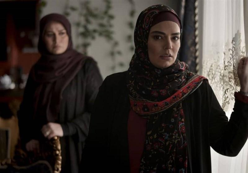 سپیده خداوردی در صحنه سریال تلویزیونی ترور خاموش
