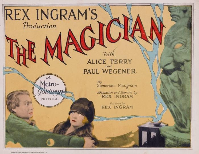 فیلم سینمایی The Magician به کارگردانی