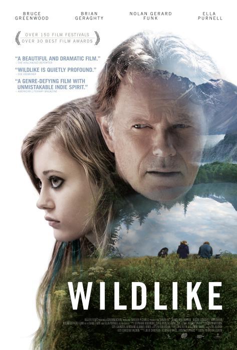 فیلم سینمایی Wildlike با حضور بروس گرینوود، Nolan Gerard Funk، برایان گراتی و Ella Purnell