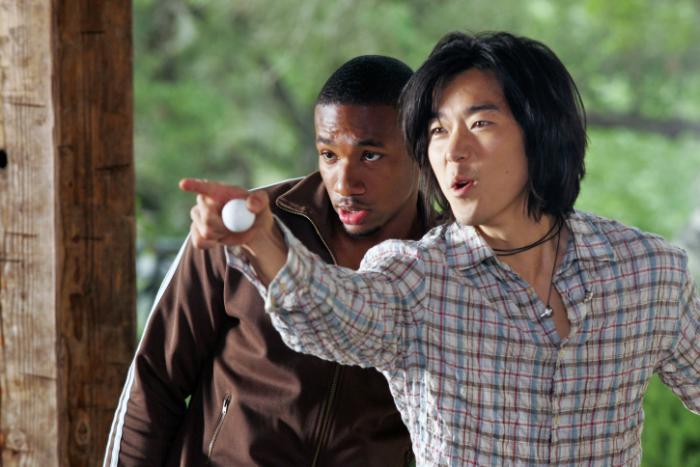 فیلم سینمایی جمعه ۱۳ام با حضور Aaron Yoo و Arlen Escarpeta