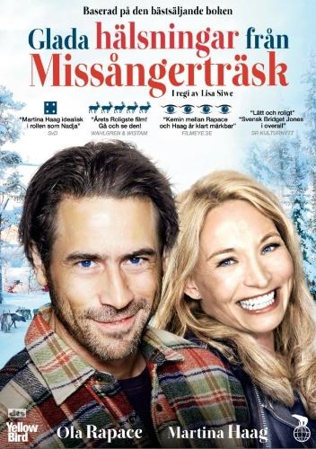 فیلم سینمایی Glada hälsningar från Missångerträsk به کارگردانی Lisa Siwe