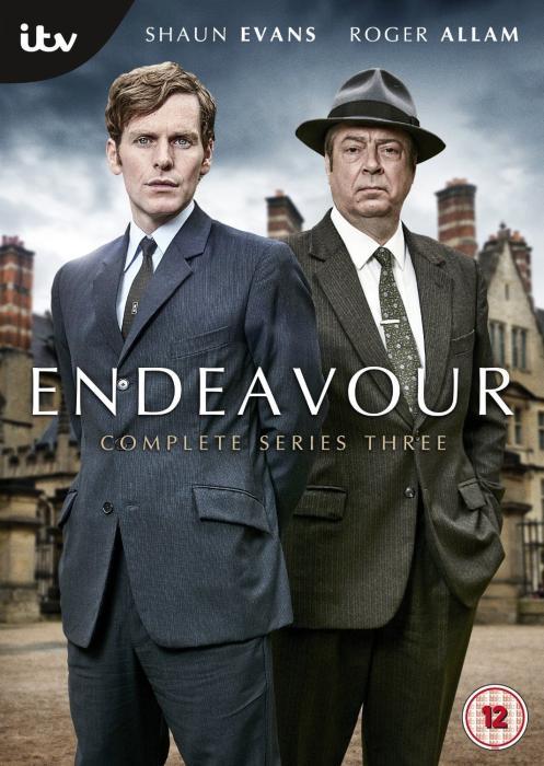 فیلم سینمایی Endeavour با حضور Roger Allam و Shaun Evans