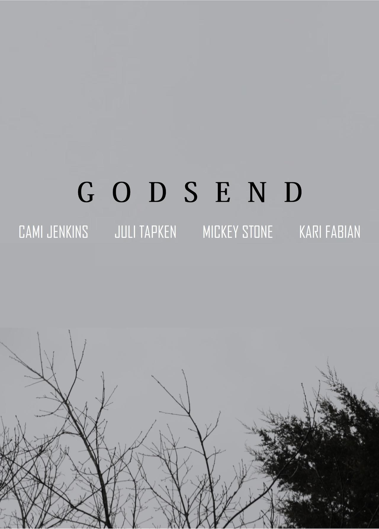 فیلم سینمایی Godsend با حضور Juli Tapken، Mickey Stone، Cami Jenkins، Kari Fabian و Brody Chaze