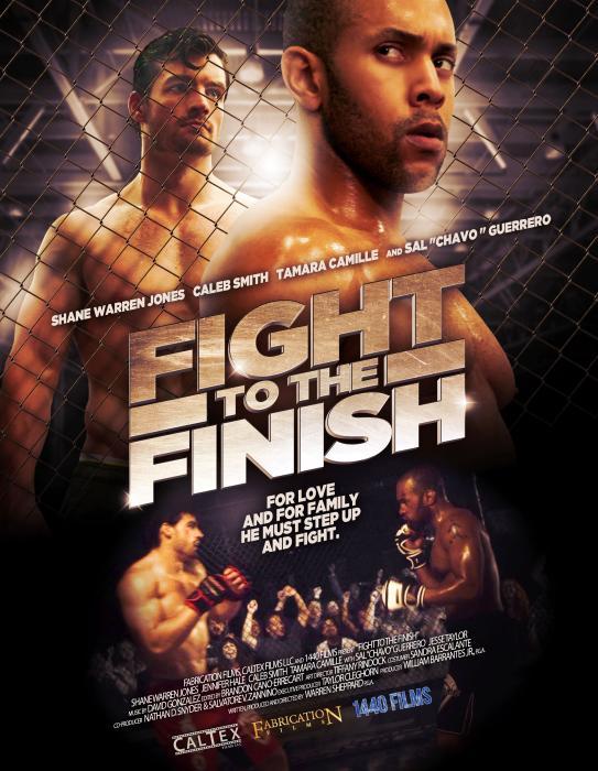فیلم سینمایی Fight to the Finish به کارگردانی