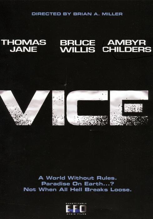 فیلم سینمایی Vice به کارگردانی Brian A Miller