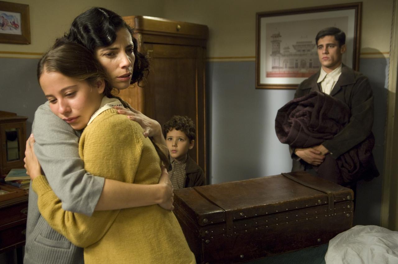 فیلم سینمایی The Blind Sunflowers با حضور Irene Escolar، Martiño Rivas، ماریبل وردو و Roger Príncep