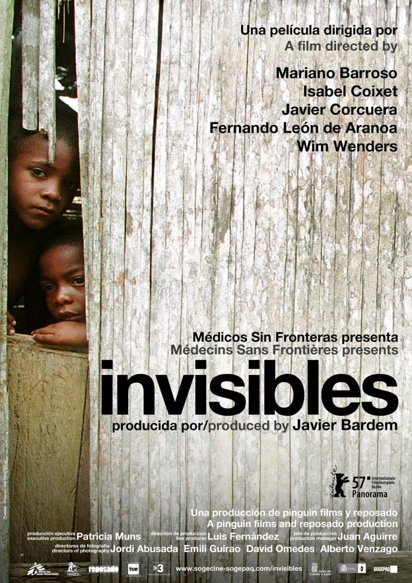 فیلم سینمایی Invisibles به کارگردانی Isabel Coixet و ویم وندرس و Fernando León de Aranoa و Mariano Barroso و Javier Corcuera
