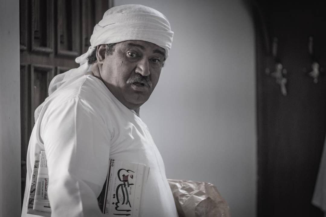 نادر سلیمانی در صحنه فیلم سینمایی لاتاری