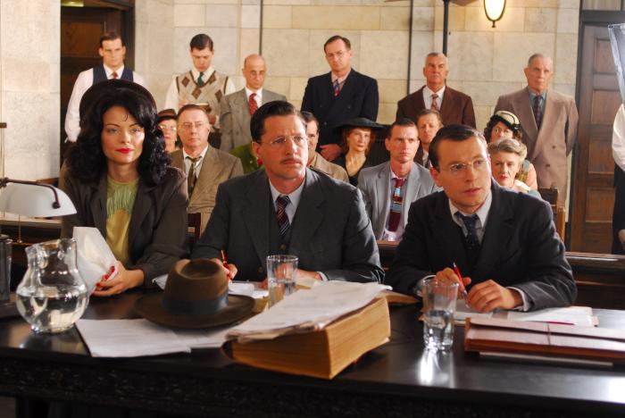 فیلم سینمایی The Pardon با حضور Jaime King و Leigh Whannell