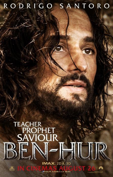 فیلم سینمایی بن هور با حضور رودریگو سانتورو