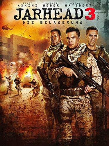 فیلم سینمایی تفنگدار دریایی 3:محاصره به کارگردانی William Kaufman