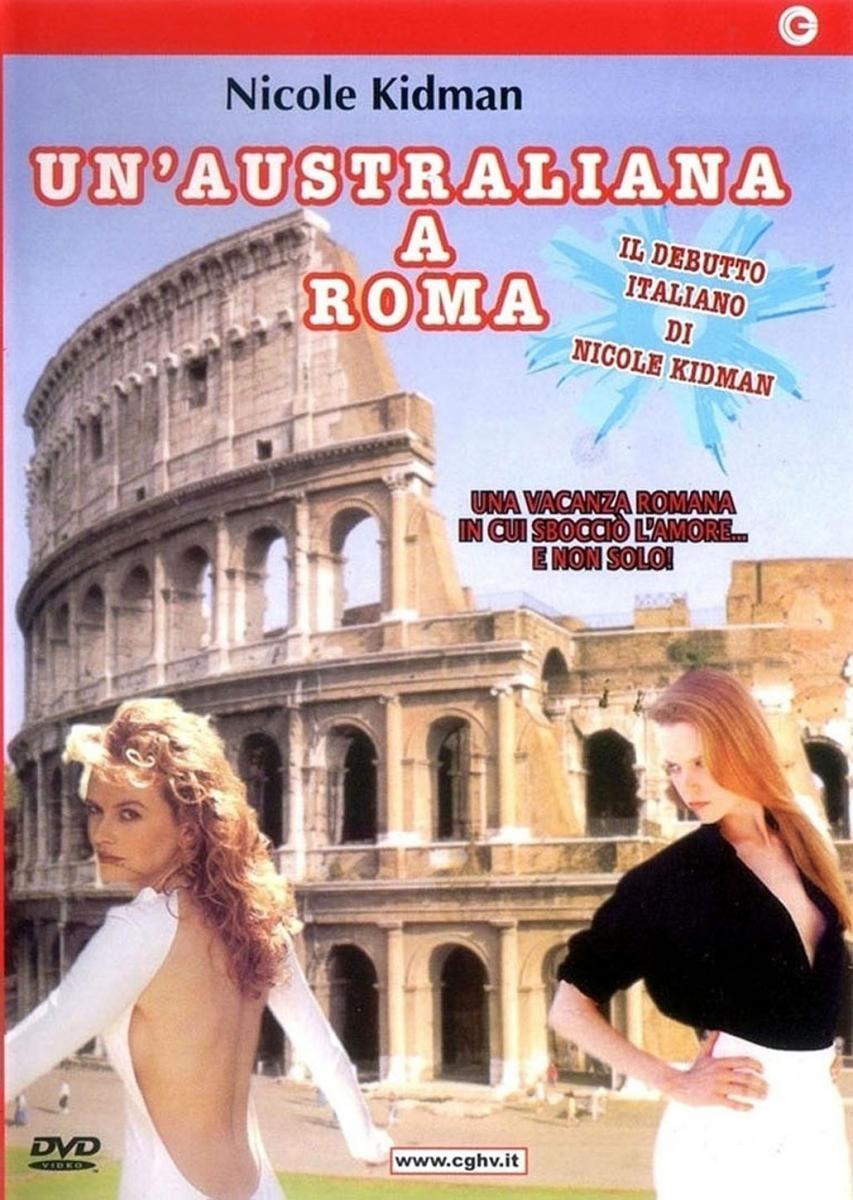 فیلم سینمایی Un'australiana a Roma به کارگردانی Sergio Martino