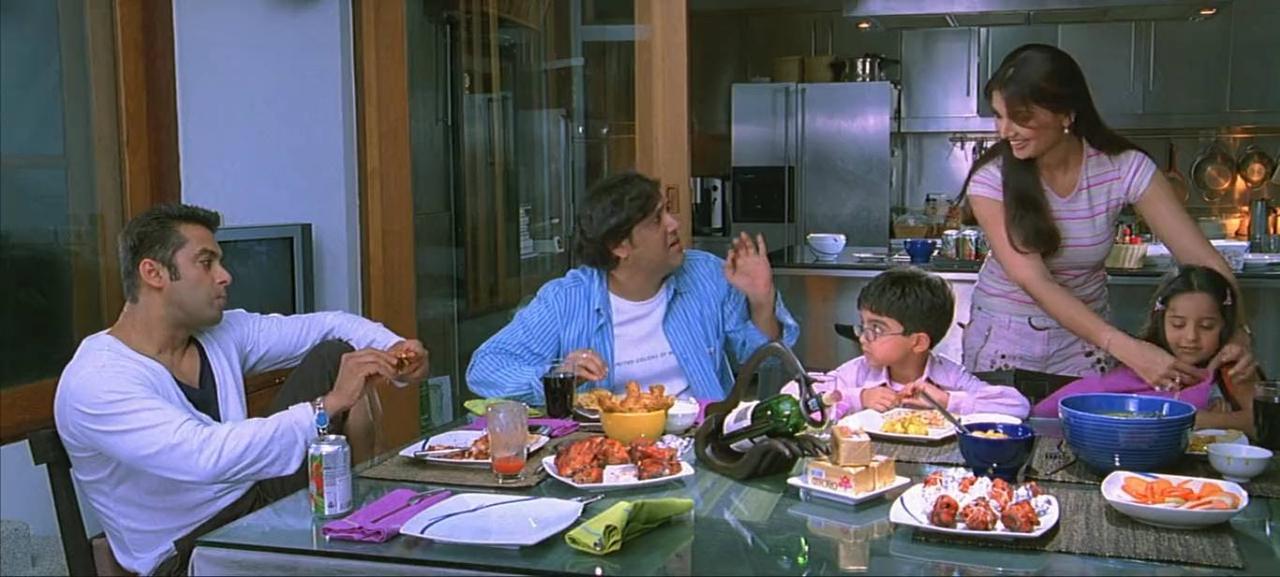 فیلم سینمایی Partner با حضور Govinda، Lara Dutta و سلمان خان