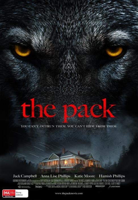 فیلم سینمایی The Pack به کارگردانی